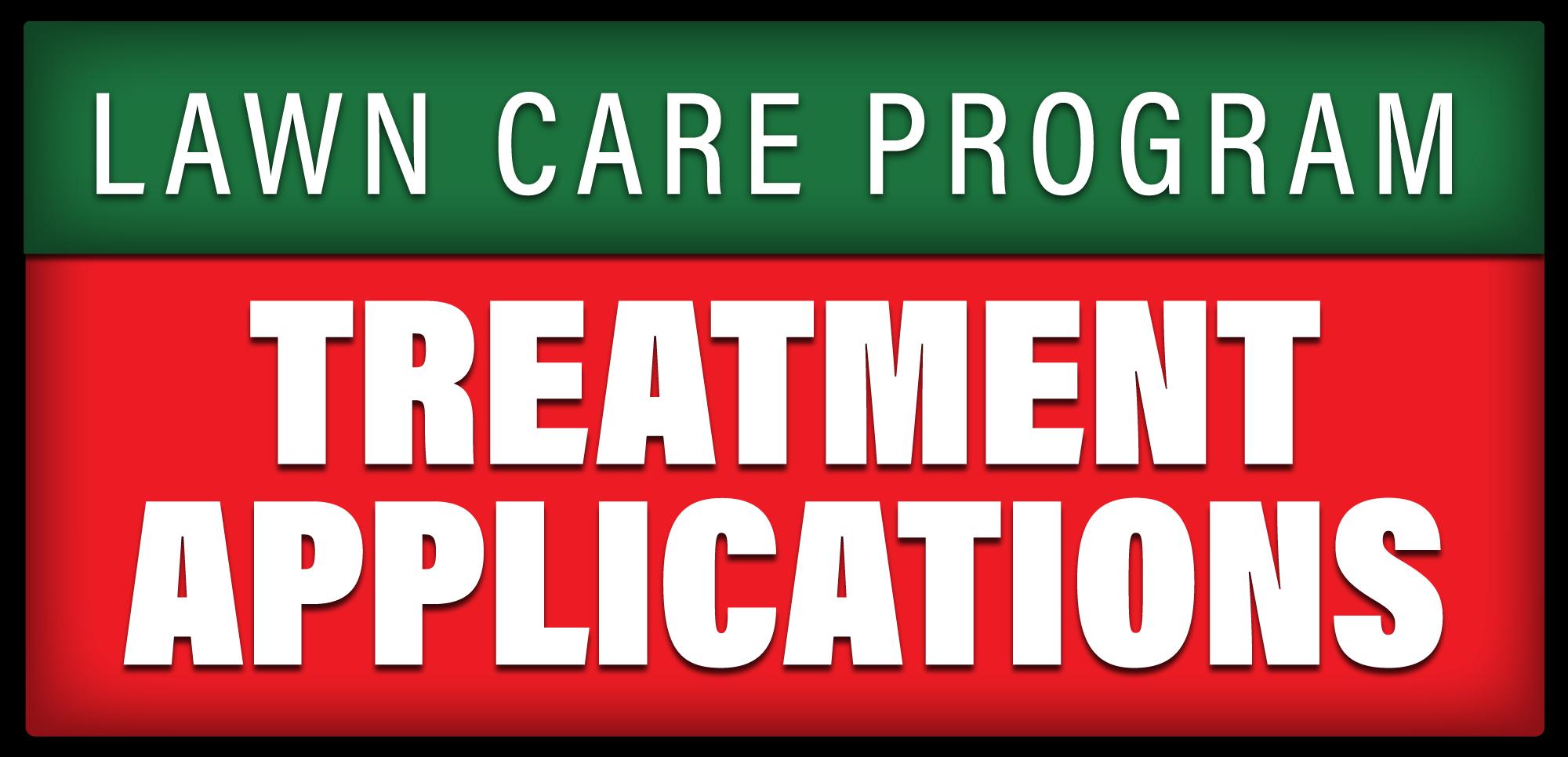 Lawn-CarProgram Treatment Application
